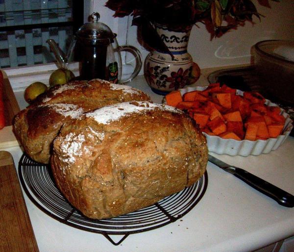 Anna's Home-made Bread