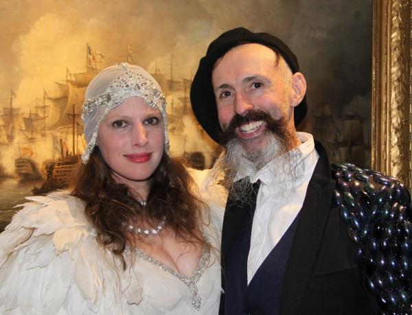 Gwendolyn Burkin & Richard Nylon